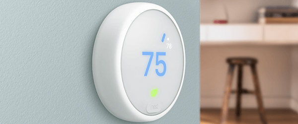 Nest Thermostat E)