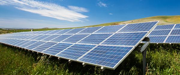 Solar panels)