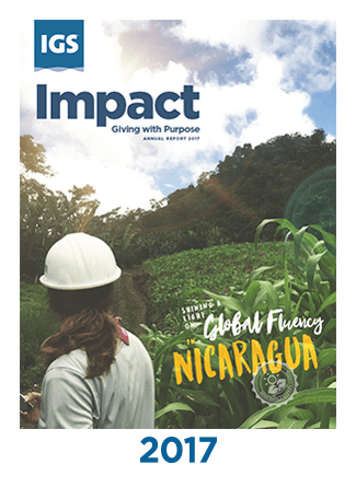 IGS Impact Annual Report 2017