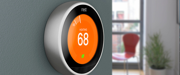 Energy Efficient Nest Thermostat