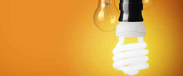 Energy Saving Coil Light Bulb
