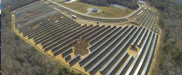madison electric large scale solar project)