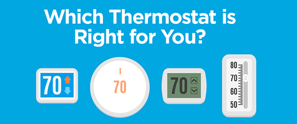 Thermostat Quiz Infographic