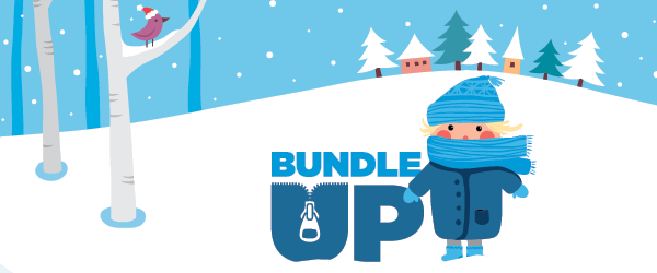 Bundle Up Logo IGS)