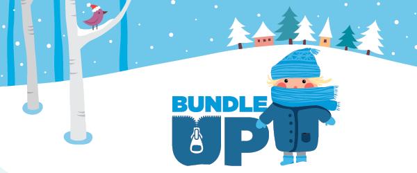 Bundle Up Logo IGS