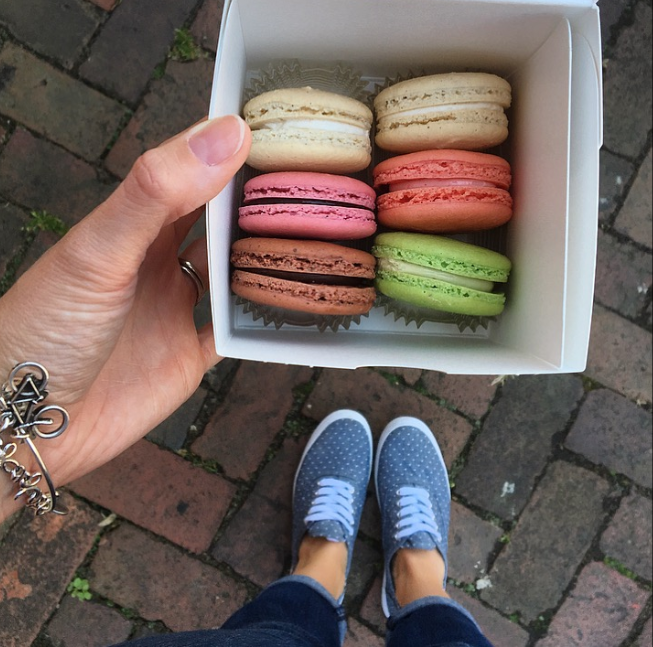 Small Business Spotlight - Macarons - Pistacia Vera