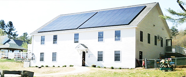 New Hampshires Proctor Academy Rooftop Solar from IGS