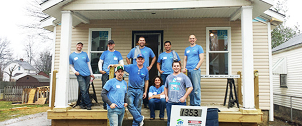 IGS Energy and Habitat for Humanity
